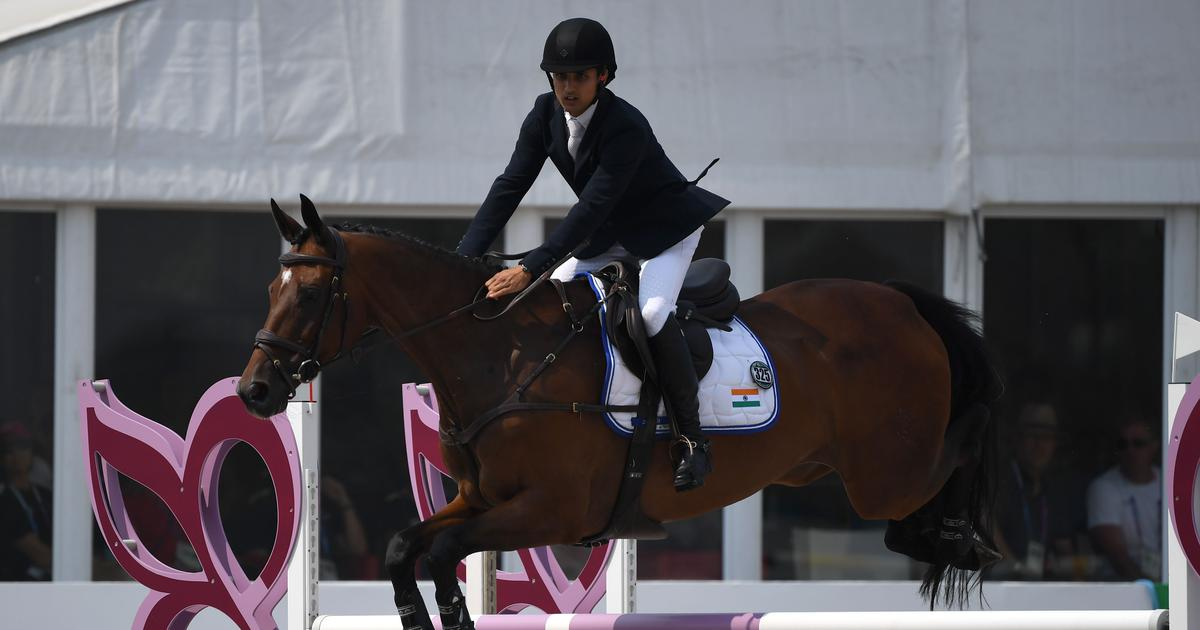 Equestrian: Riding over obstacles, Tokyo-bound Fouaad Mirza banks on equation with his partners