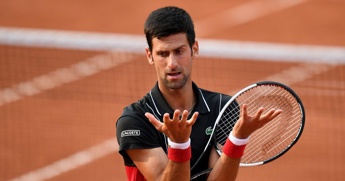 French Open is ultimate goal on clay: Djokovic not too worried about shock Monte Carlo Masters loss