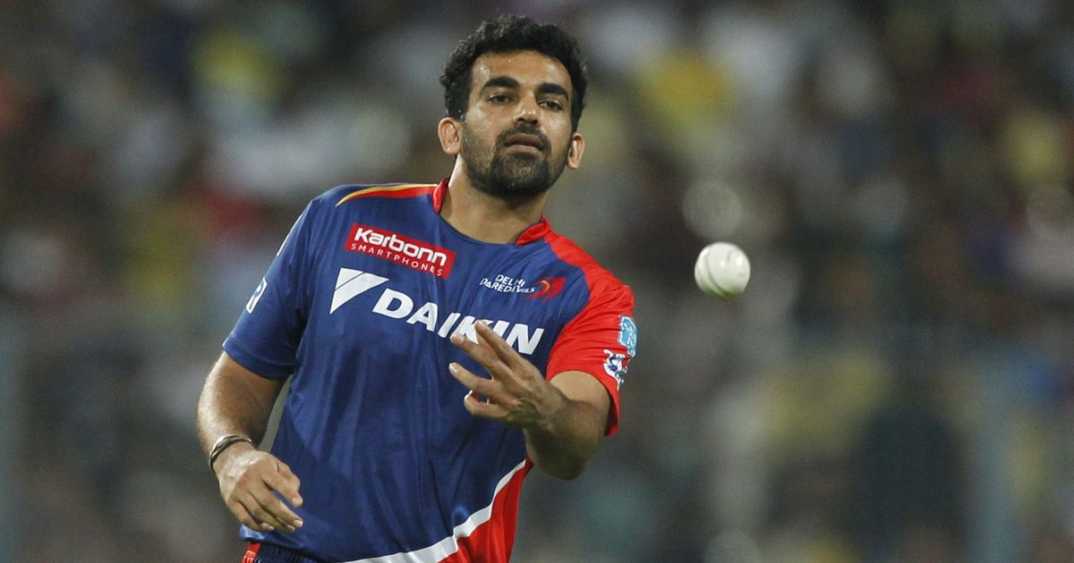 a8f1ea7a6 It s an advantage but don t go crazy trying to find one  Zaheer on India s  search for left-arm pacer