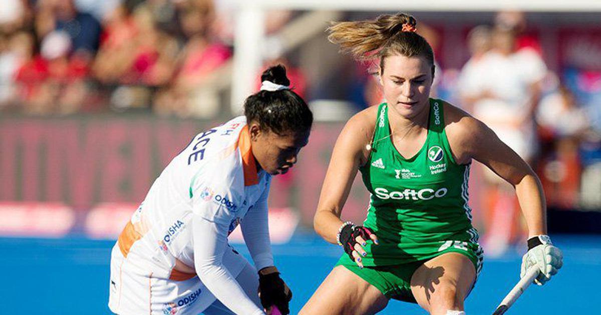 महिला हॉकी विश्वकप : क्वार्टर फाइनल में आयरलैंड ने भारत को हराया