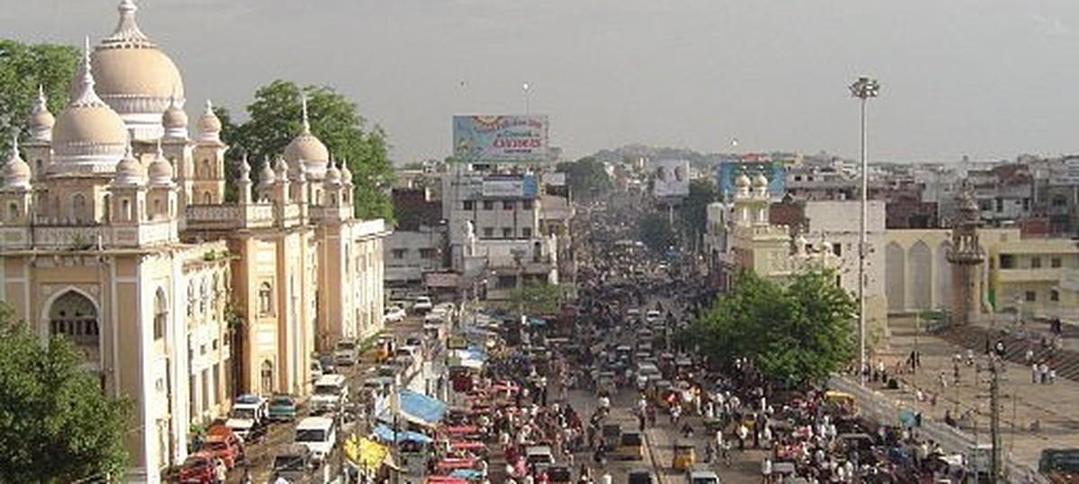 हैदराबाद : ऐतिहासिक चारमीनार का एक हिस्सा क्षतिग्रस्त, जांच शुरू