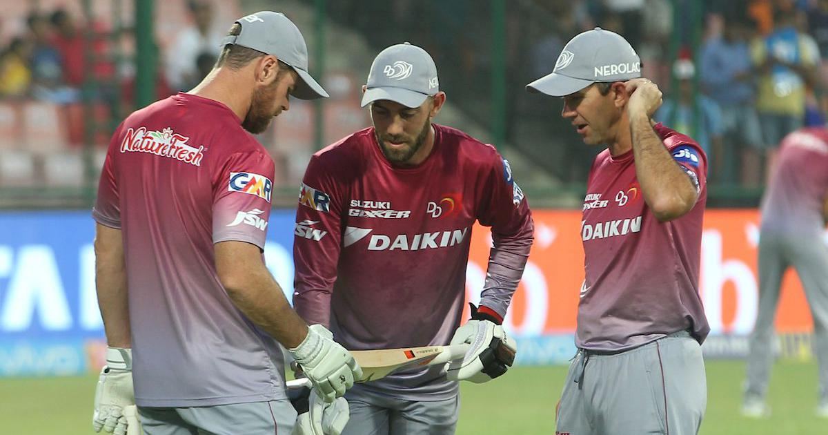 'Influence of someone like Punter is gold': Langer hopes Ponting helps Maxwell regain form