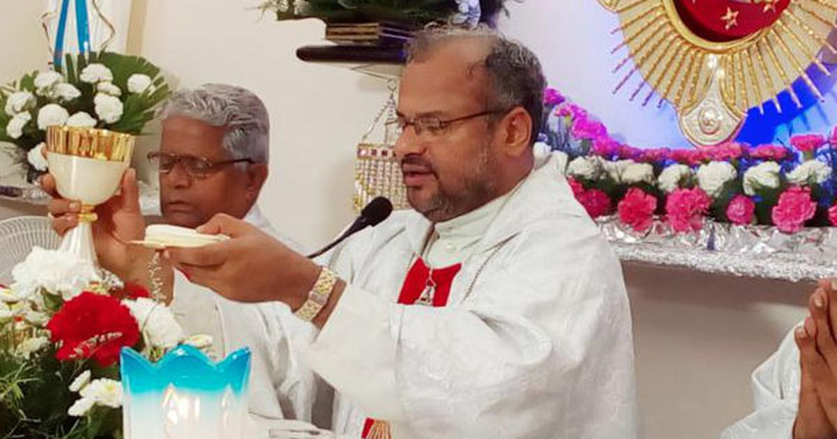 Rape accused Bishop Franco Mulakkal writes to Pope, seeks permission to step down temporarily