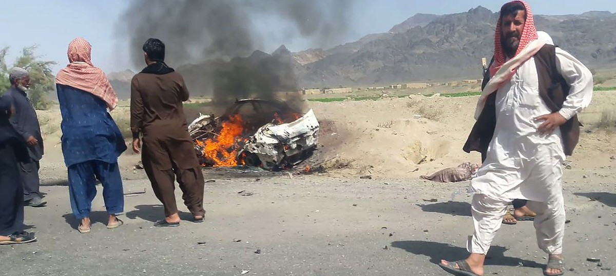 Afghan Taliban leader Mullah Akhtar Mansour might have been killed in US airstrike