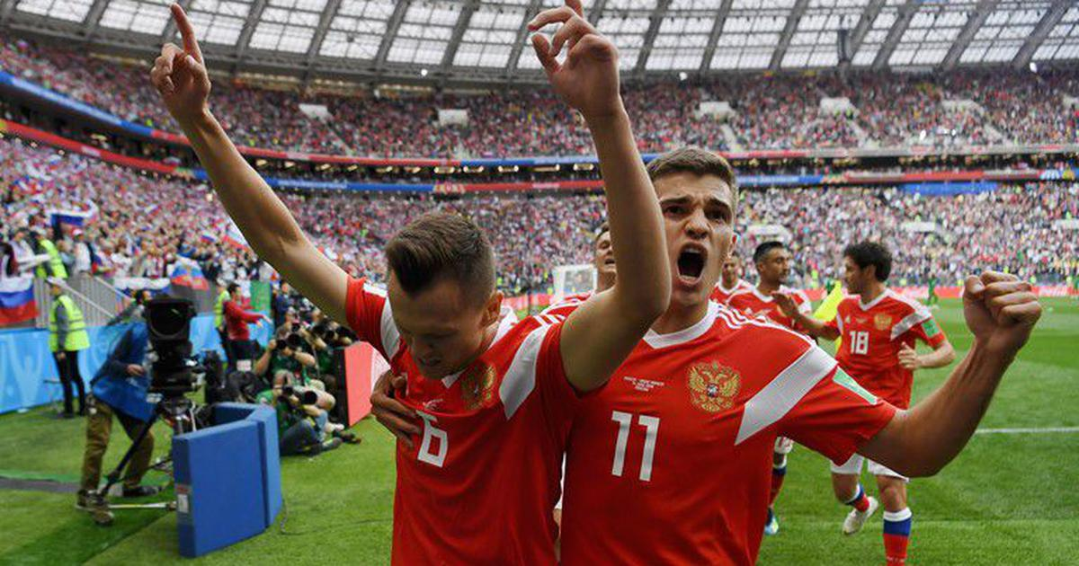 World Cup, Russia vs Saudi Arabia as it happened: Hosts dominate opening day to register 5-0 win