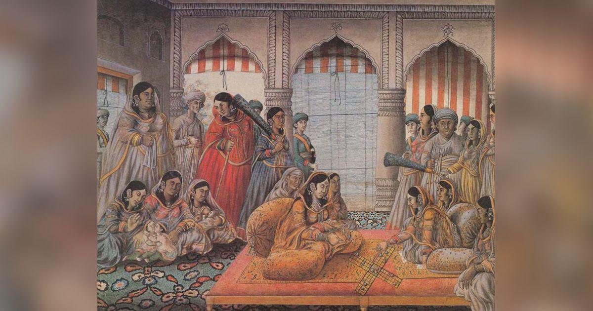 How the women of the Mughal Empire ruled without being monarchs