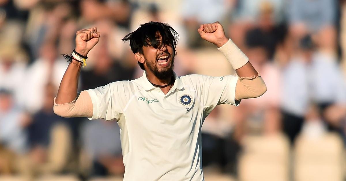 A captain's bowler: Ishant Sharma unlearnt how to be himself so that he could forge a new him