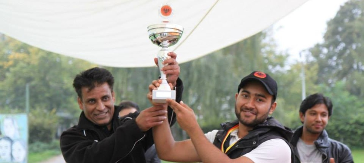 Could Afghan refugees turn Germany into a cricketing power and give themselves some happiness too?