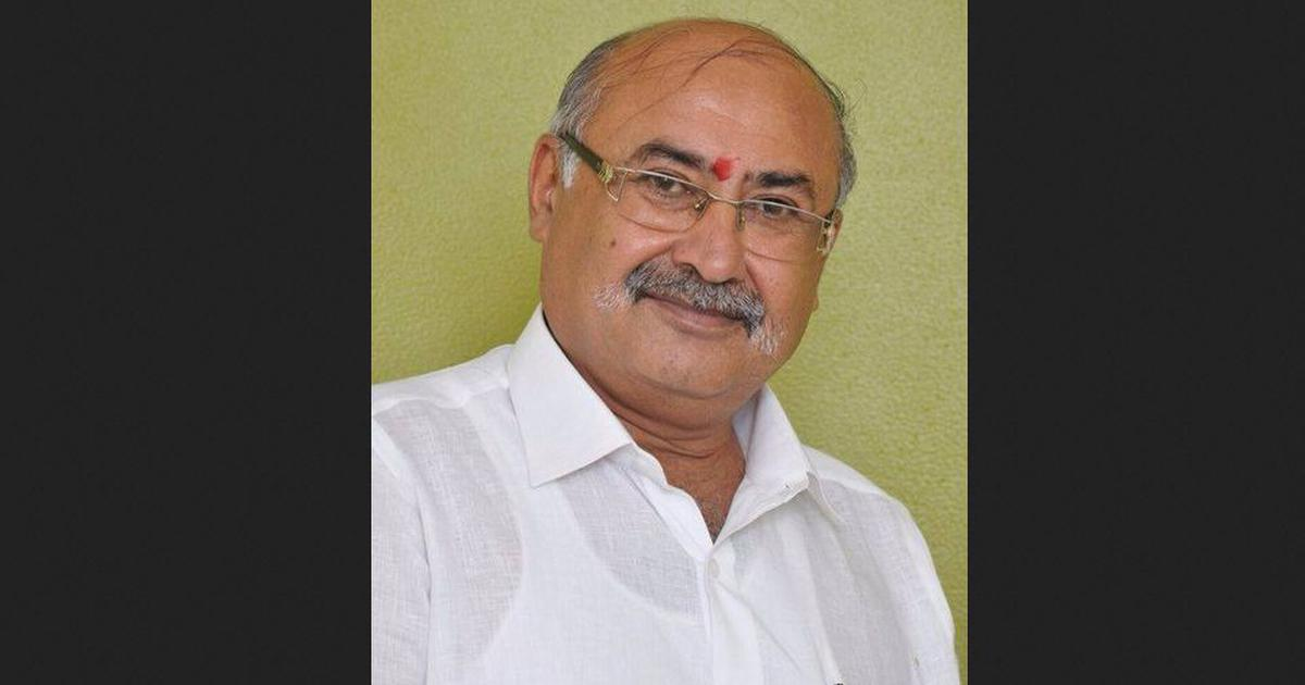Gujarat BJP vice president resigns after woman from Surat accuses him of rape