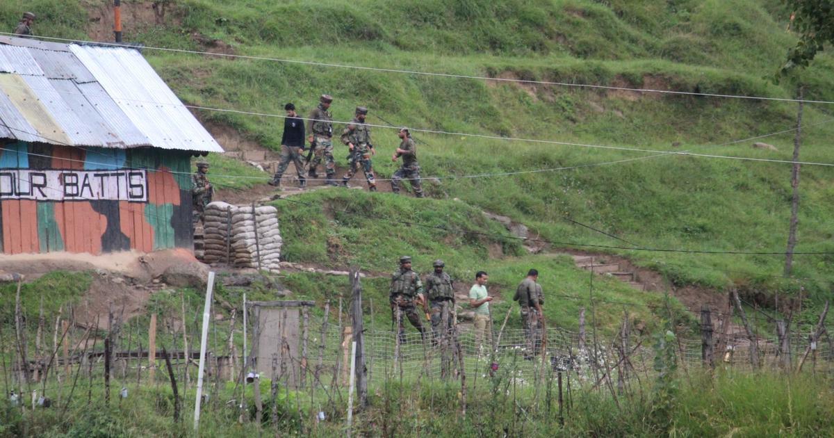 जम्मू-कश्मीर : बारामुला में जारी मुठभेड़ में मरने वाले आतंकियों की संख्या पांच हुई