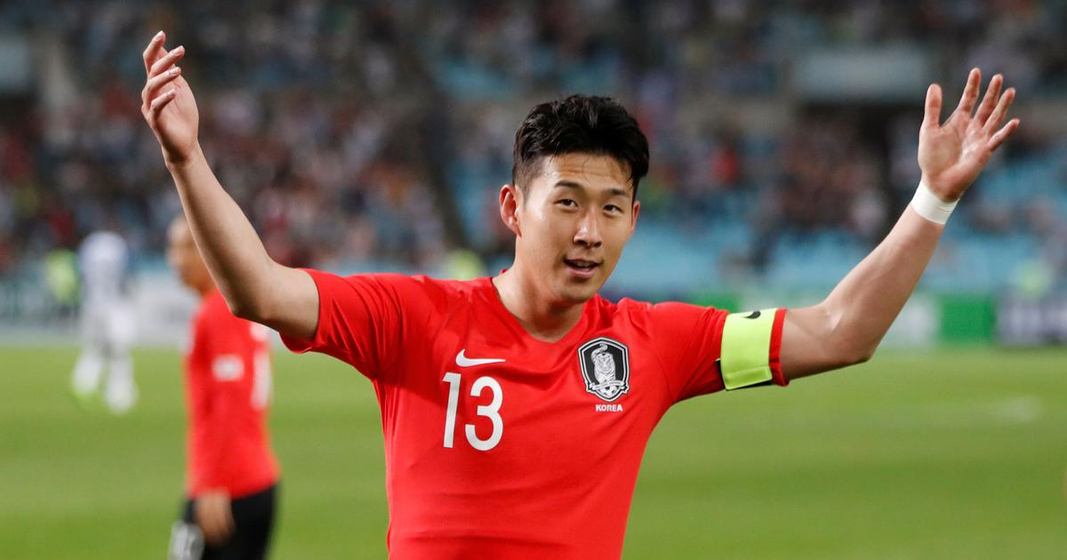Tottenham striker Son Heung-min released for Asian Games under new deal