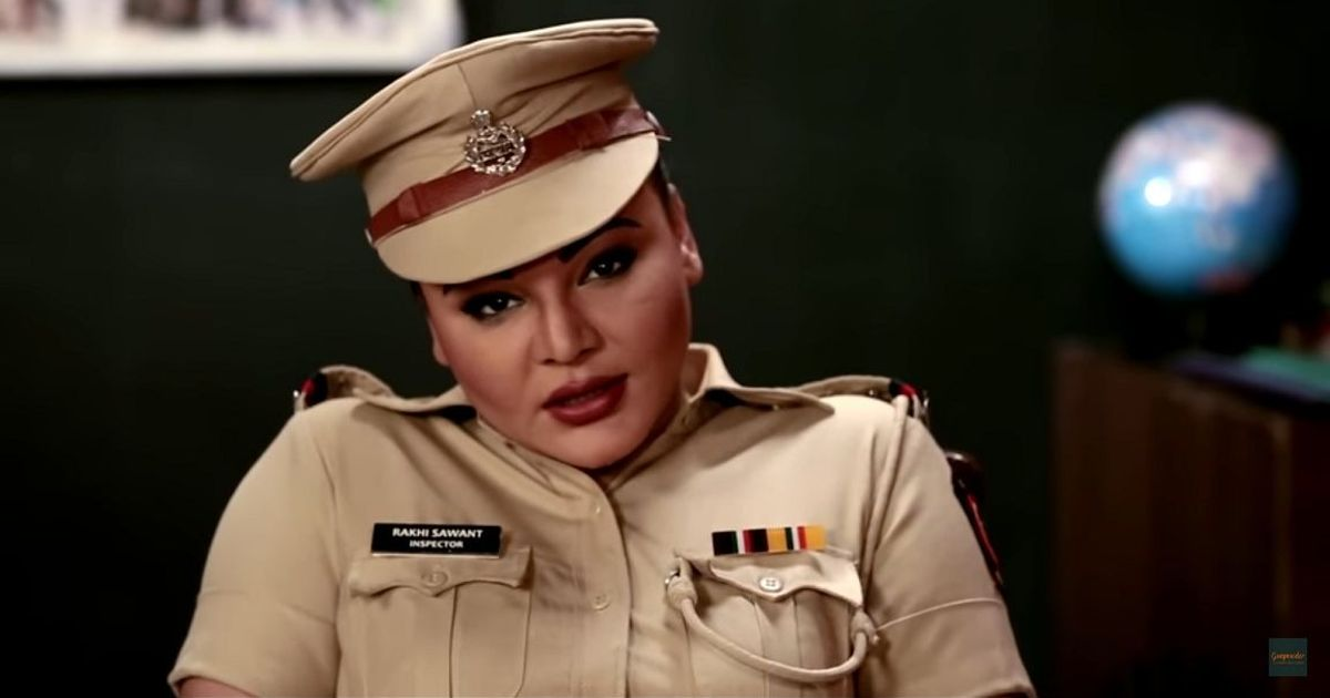 Is this the real reason for the arrest warrant against Rakhi Sawant?