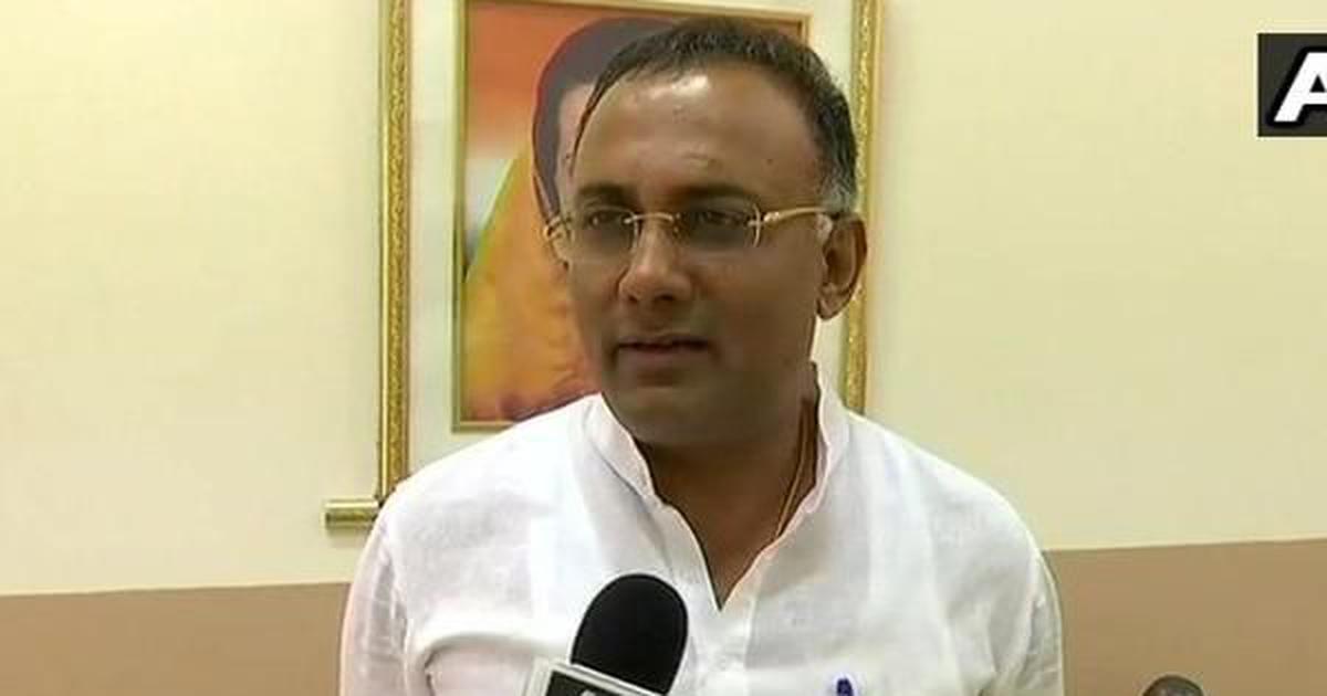 जेडीएस-कांग्रेस सरकार पर खतरा नहीं, बल्कि भाजपा के कई विधायक हमारे साथ आने को तैयार : डीजी राव