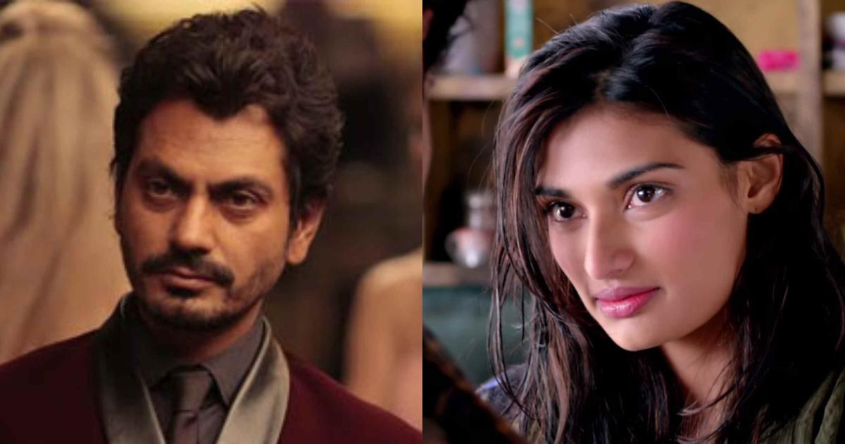 Nawazuddin Siddiqui and Athiya Shetty to star in wedding comedy 'Motichoor Chaknachoor'