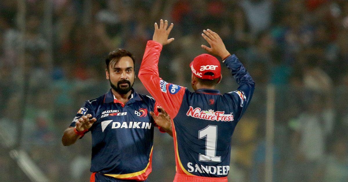 DD vs MI as it happened: Mishra, Sandeep help Delhi stop Mumbai's playoff charge