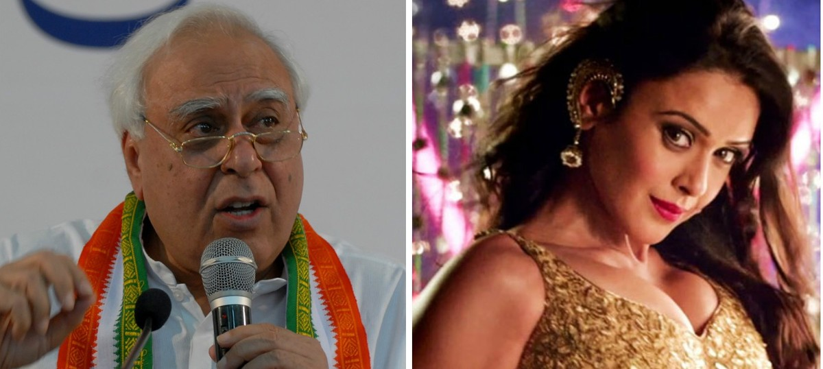 On the strength of 'Shorgul', lyricist Kapil Sibal is no threat to Gulzar and Irshad Kamil