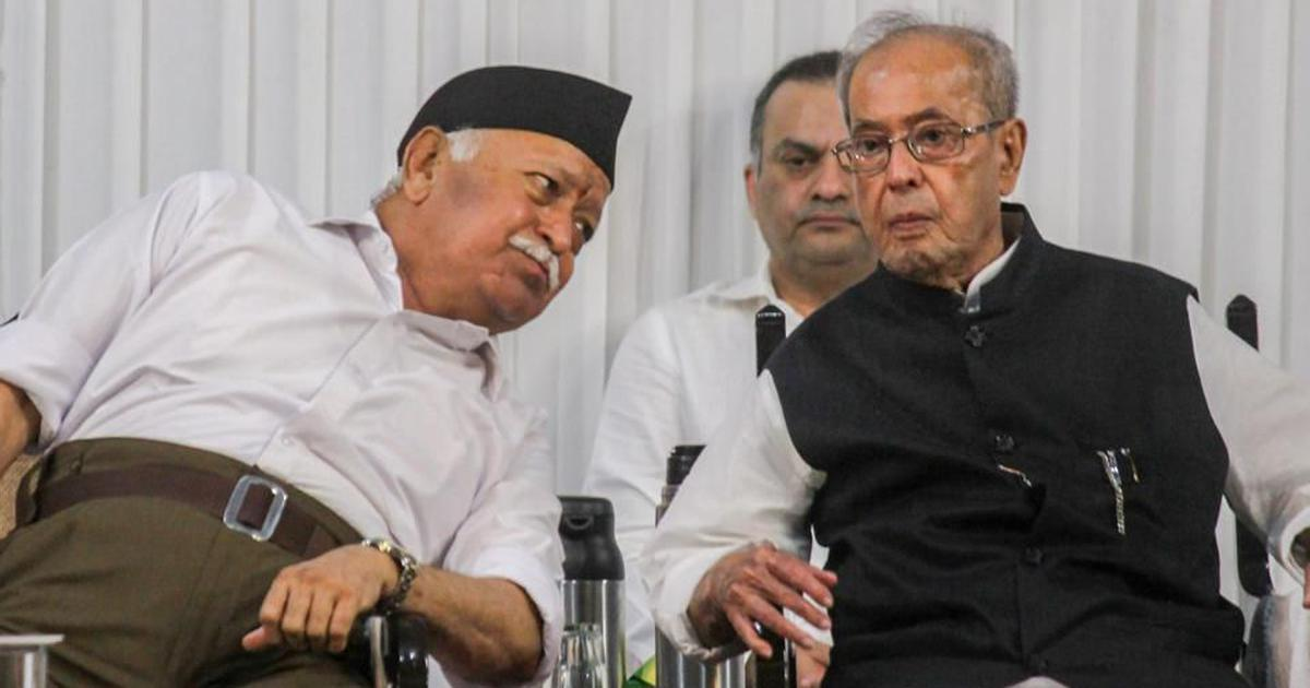 The big news: Pranab Mukherjee talks of tolerance, pluralism at RSS event, and 9 other top stories
