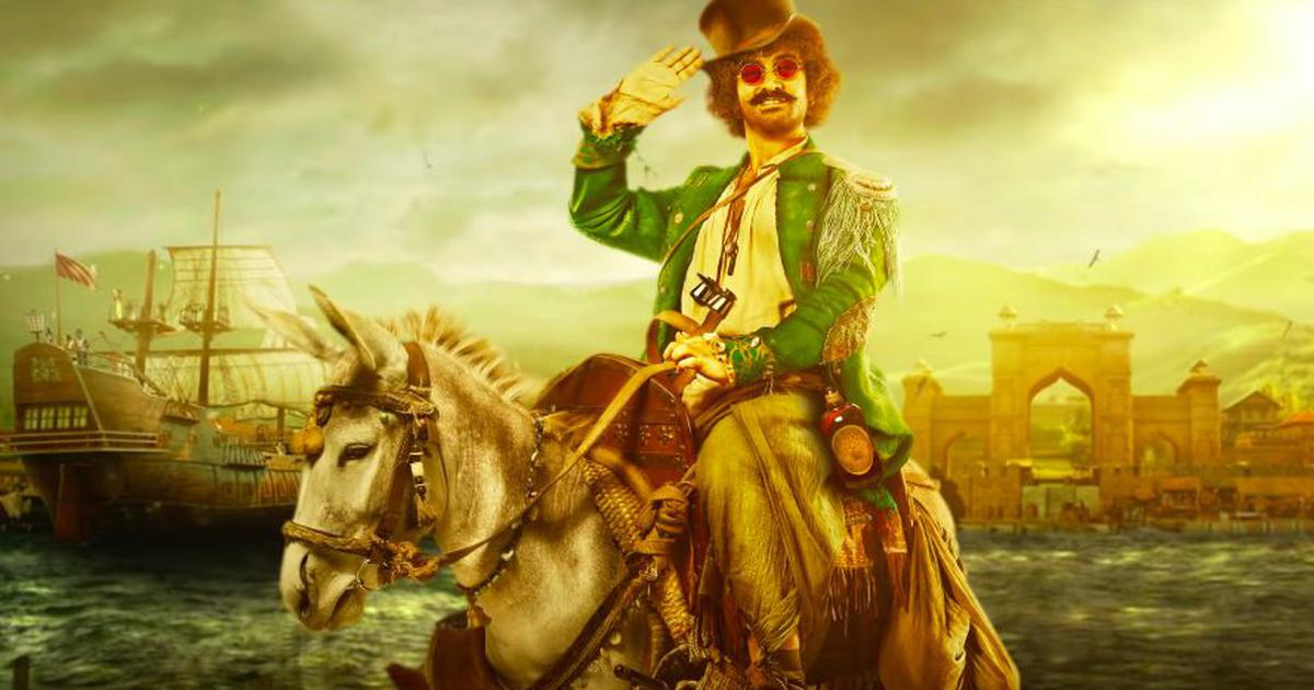 Meet Aamir Khan as 'Firangi' from 'Thugs of Hindostan'