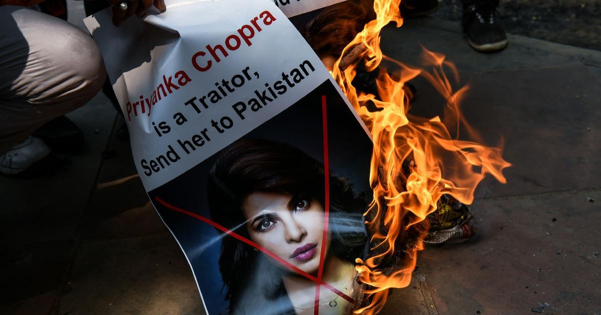 The Daily Fix: With apology for 'Quantico', Priyanka Chopra is latest victim of flimsy nationalism