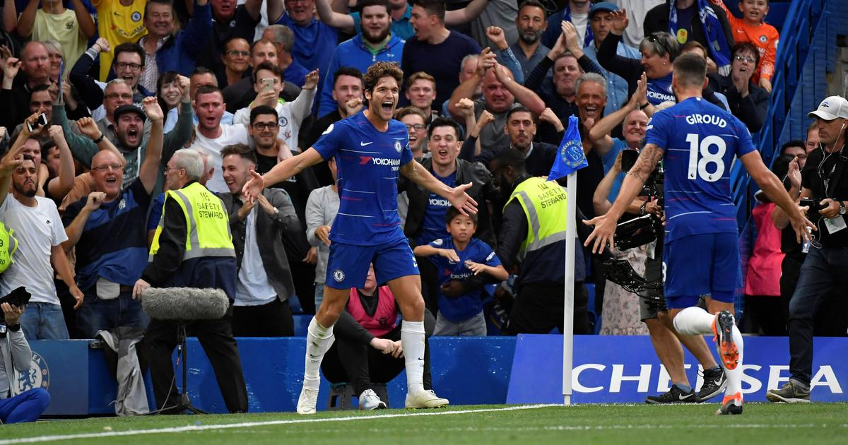 Premier League: Chelsea win a five-goal thriller against Arsenal, Kane ends August hoodoo