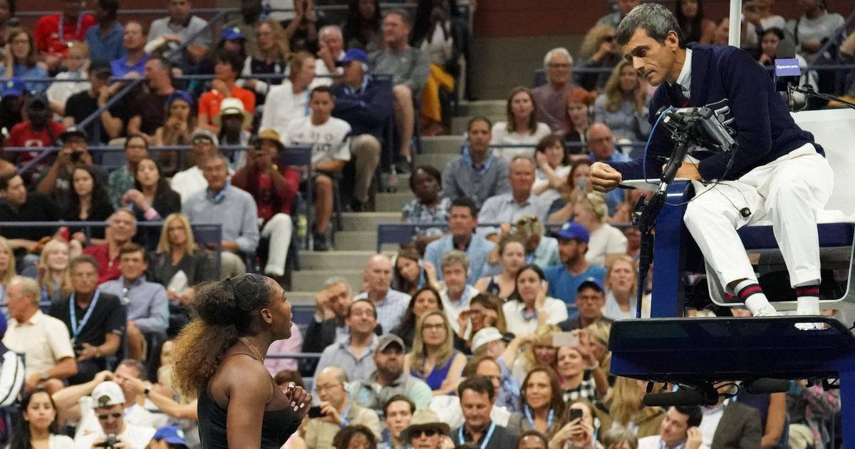 Serena vs Ramos US Open final controversy puts tennis umpires back into unwanted spotlight
