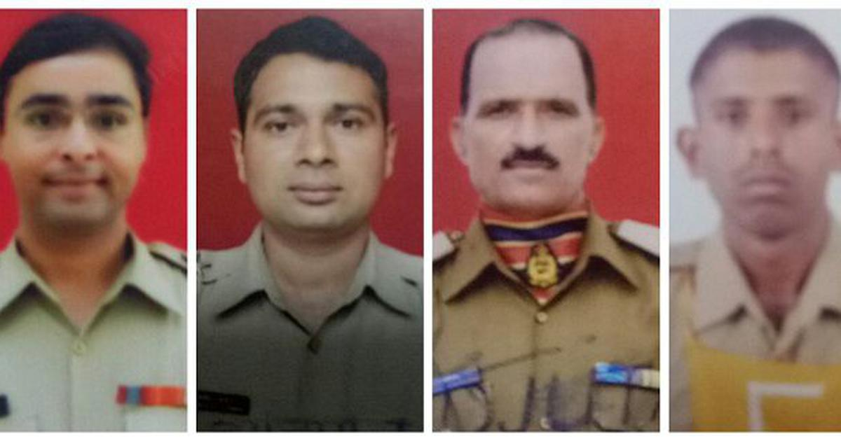 पाकिस्तान सीमा पर गोलीबारी में बीएसएफ के चार जवान शहीद होने सहित दिन के बड़े समाचार