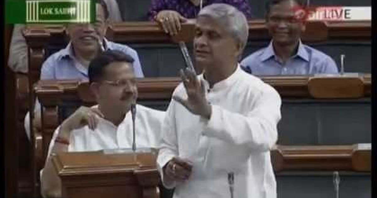 Aadhaar and anti-Romeo gangs are both fronts in a war on privacy, says MP Tathagata Satpathy