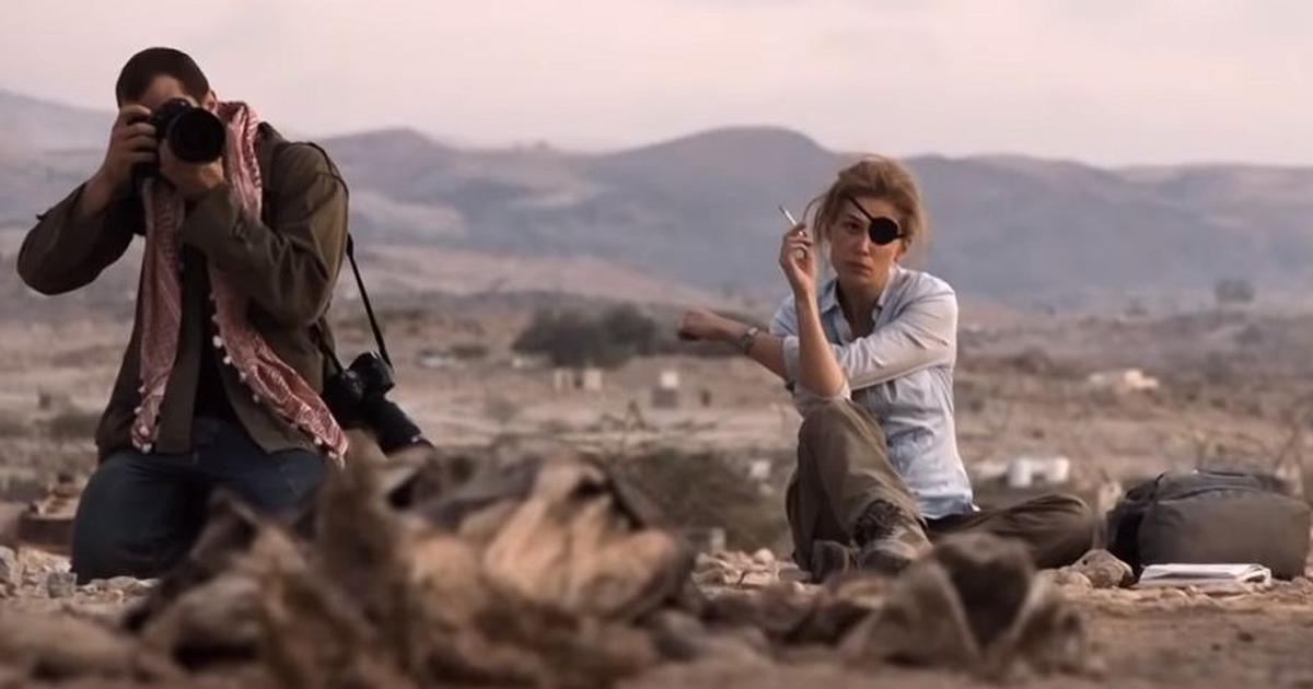 PVR Pictures to release Rosamund Pike-starrer 'A Private War' in November
