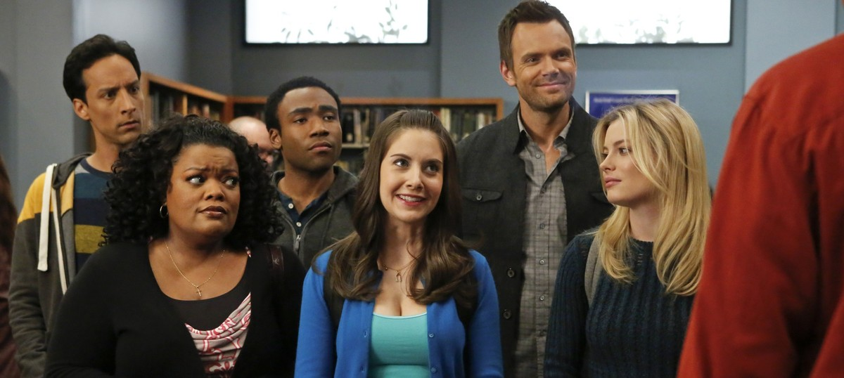 Your every TV dream comes alive with the show 'Community'