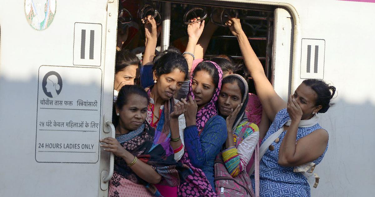 मुंबई : महिला कोच में घुसकर हस्तमैथुन करने वाले युवक को पुलिस ने गिरफ्तार किया