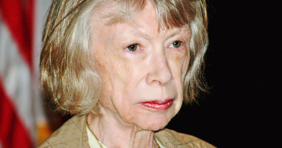 How Joan Didion's 'The Year of Magical Thinking' made a writer working on her memoir think of death