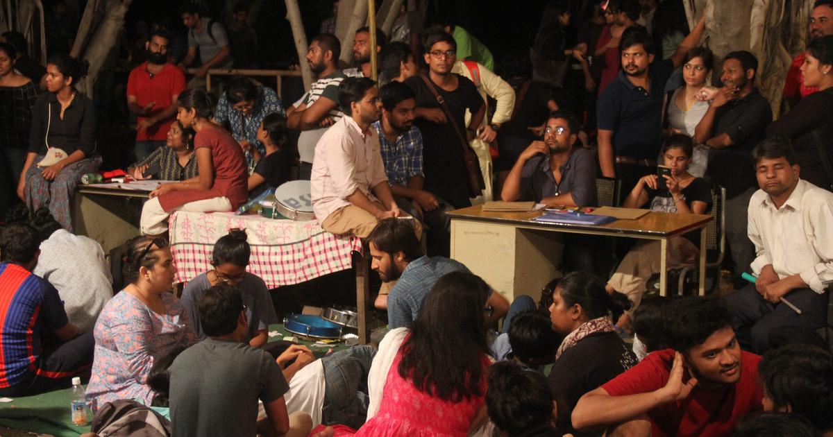 JNU Students' Union polls: Left unity wins all four seats