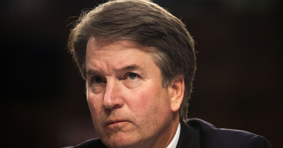 US: Third woman accuses Supreme Court nominee Brett Kavanaugh of sexual misconduct