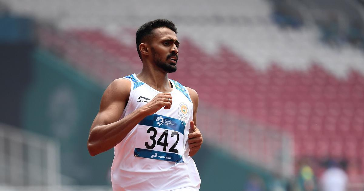 Muhammad Anas among 11 Olympians appointed as coaches by Sports Authority of India