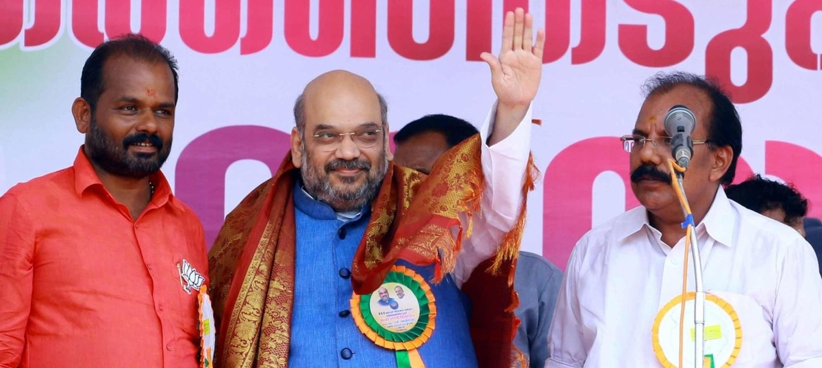 Kerala could swing either way, but it's the BJP that will ultimately decide the outcome