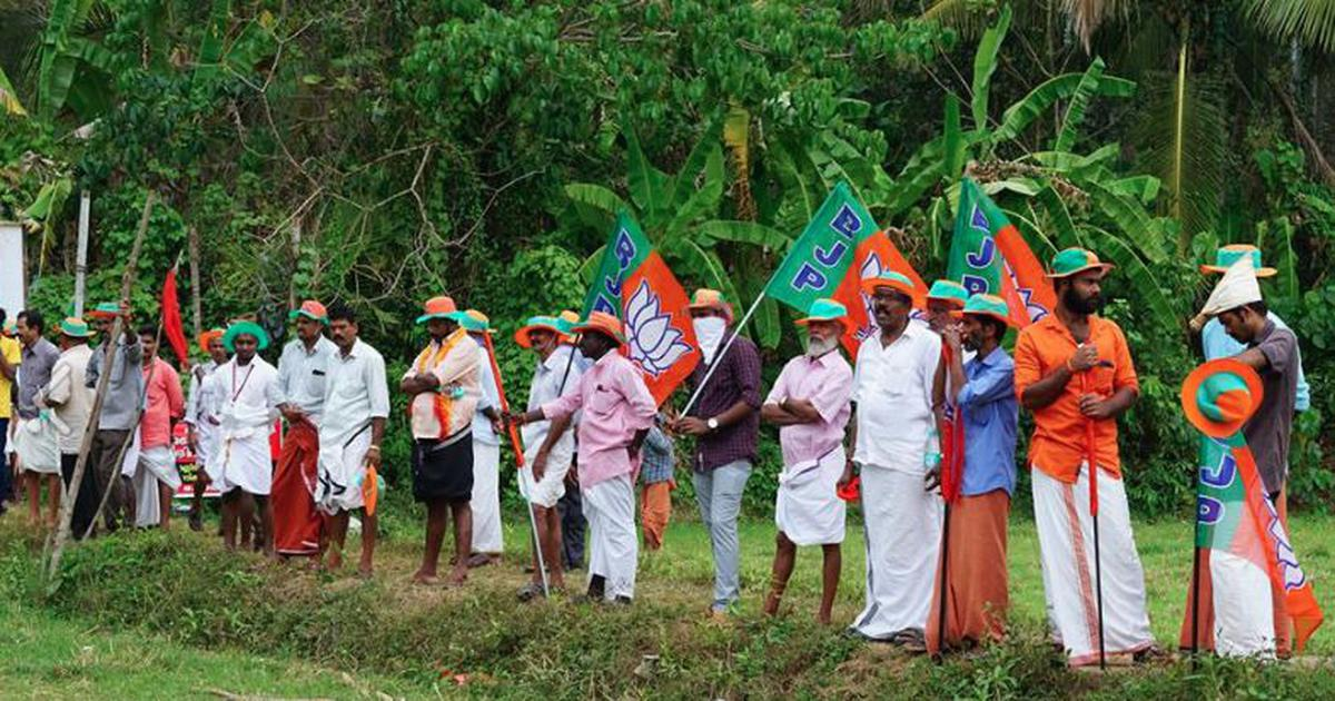 'RSS game plan': In Kerala, land acquisition is a new front in the BJP's battle with the Left