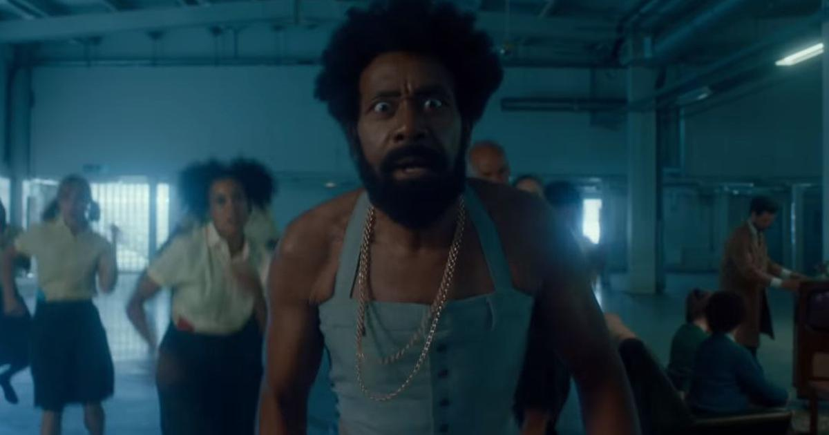 'Don't catch you watching now': BBC and Lenny Henry parody 'This is America' to rue the death of TV