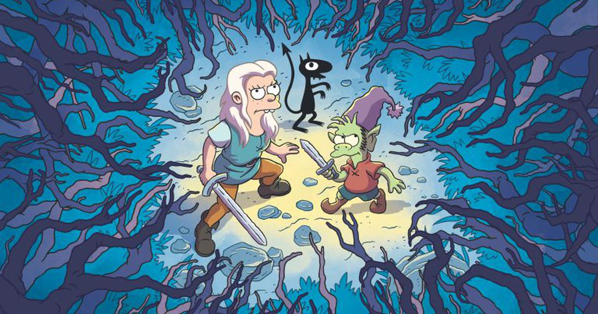 'Disenchantment': Netflix reveals first look of new show by 'The Simpsons' creator