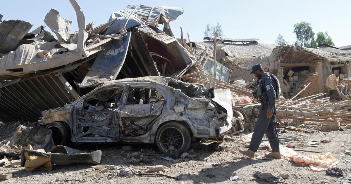 Wounded, 16 Killed, In Southern Afghan City Blast