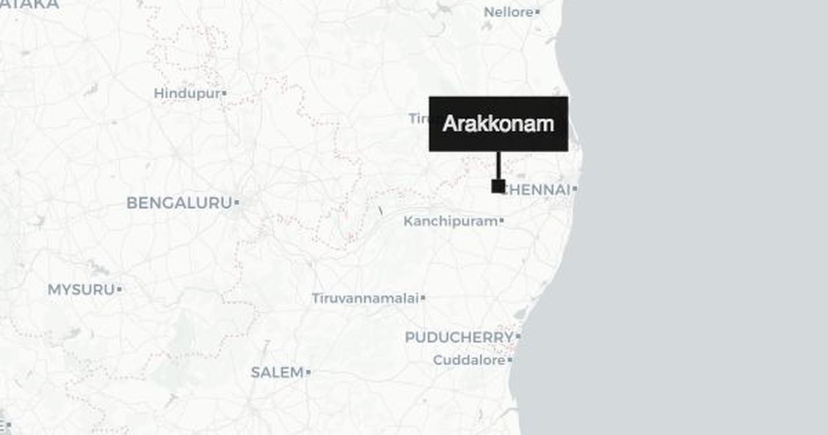 Tamil Nadu: Indian Navy helicopter crashes during training sortie, crew safe