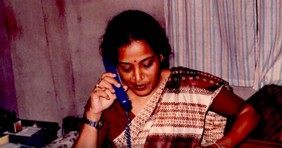 A documentary puts the focus on Sabita Goswami, pioneering reporter in the North East in the '80s