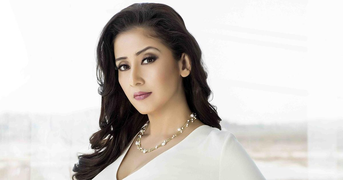 Manisha Koirala on her acting journey: '200 per cent more focussed than ever'