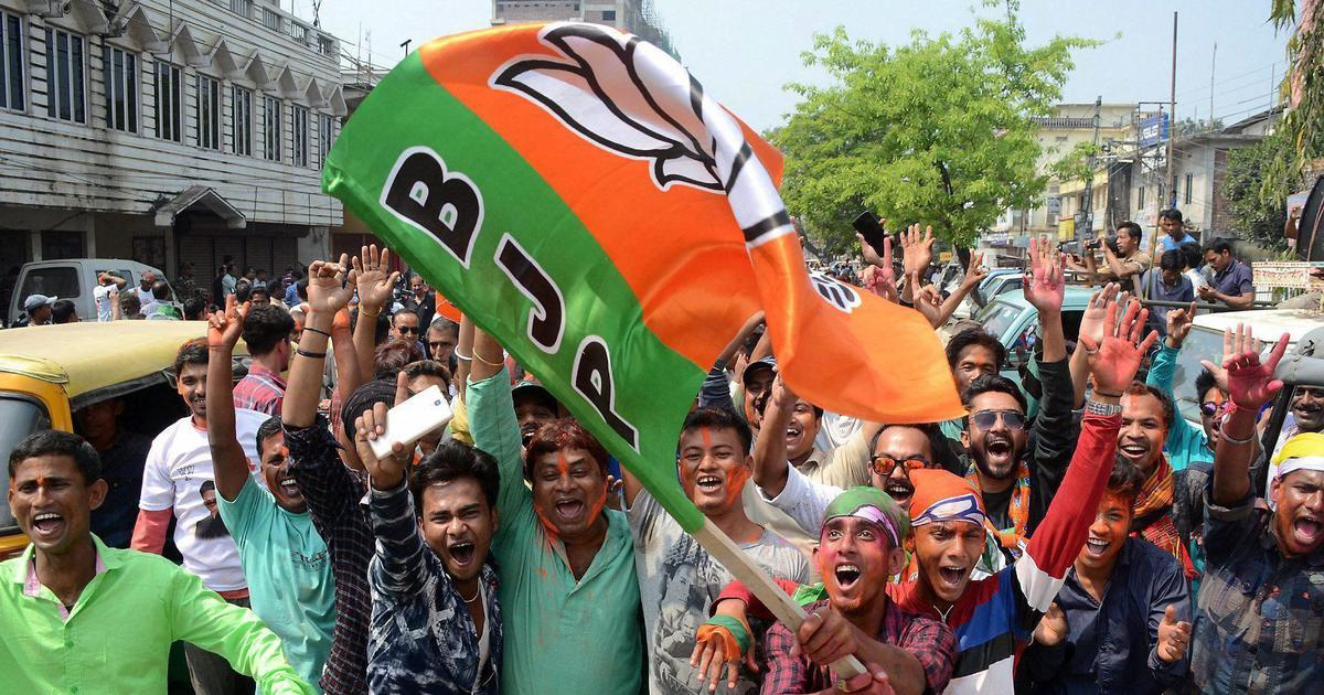 Tripura: Ruling allies BJP and IPFT to contest panchayat bye-elections separately