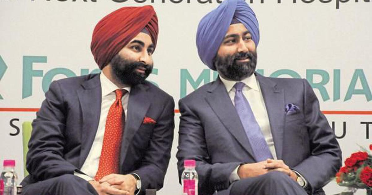 Company law tribunal allows former Ranbaxy promoter Shivinder Singh to withdraw plea against brother