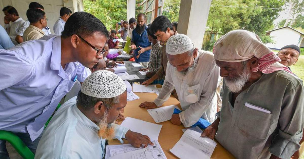 NRC: Likely to issue rejection slips from March 20, says Assam government