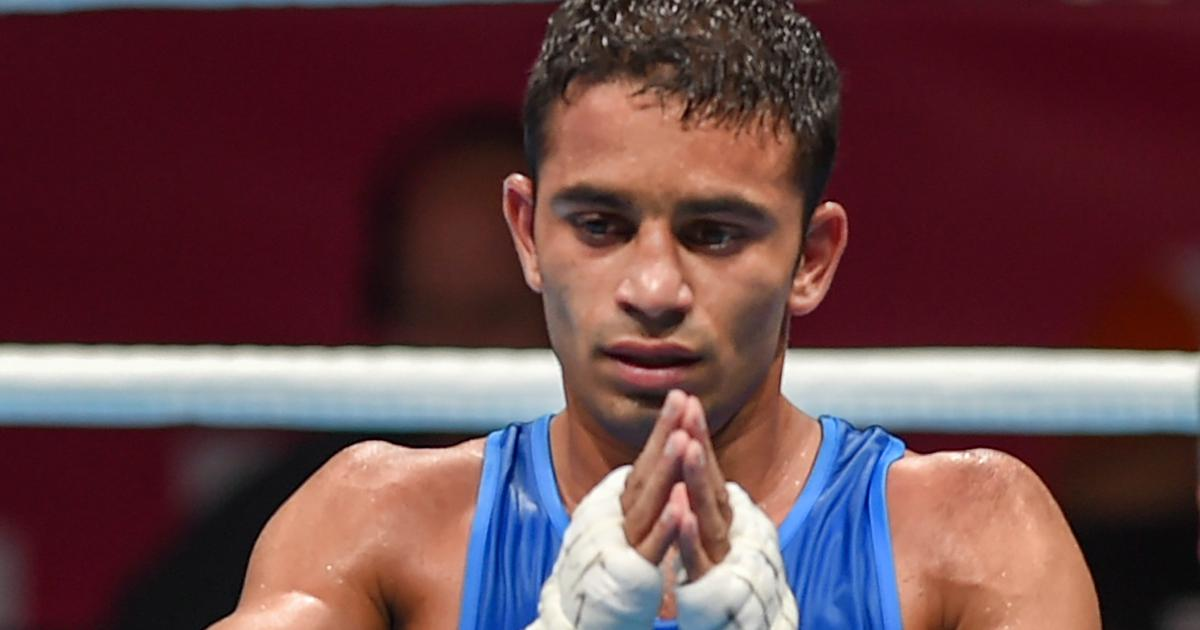 Asian Games gold-medallist Amit Panghal nominated for Arjuna award