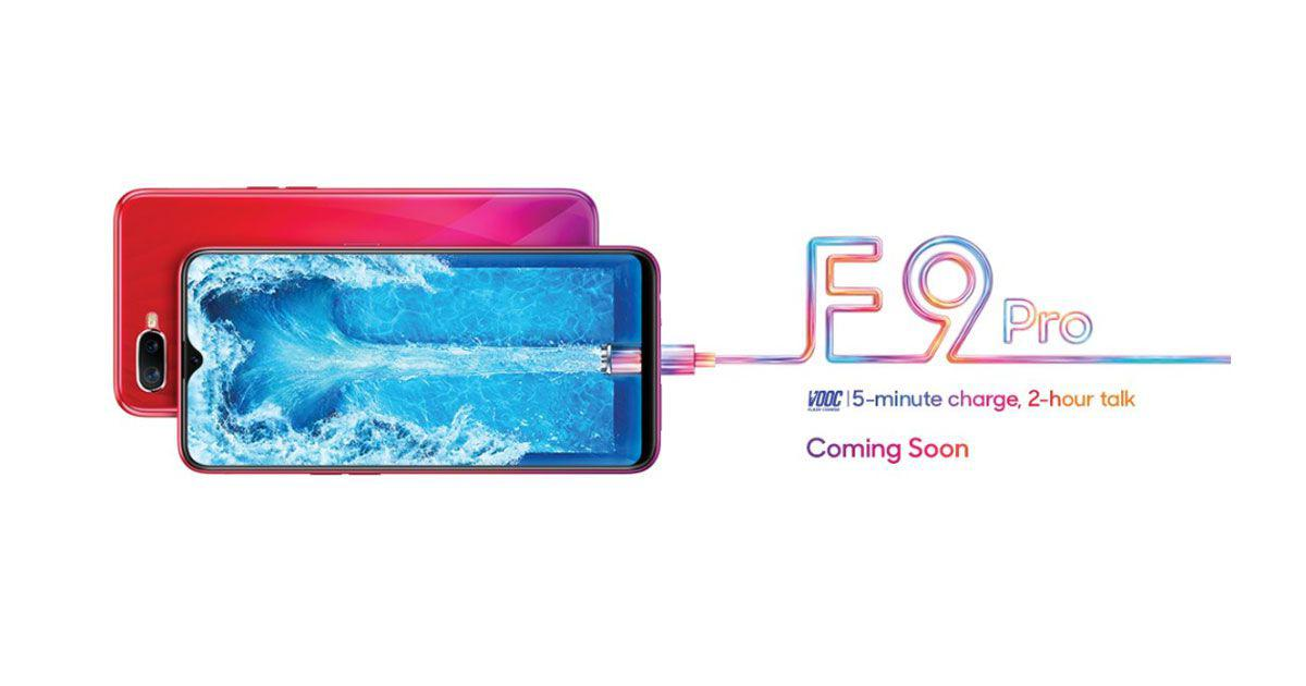 Oppo F9 Pro India launch teased on Twitter, F9 Pro to come with supremely fast charging in India