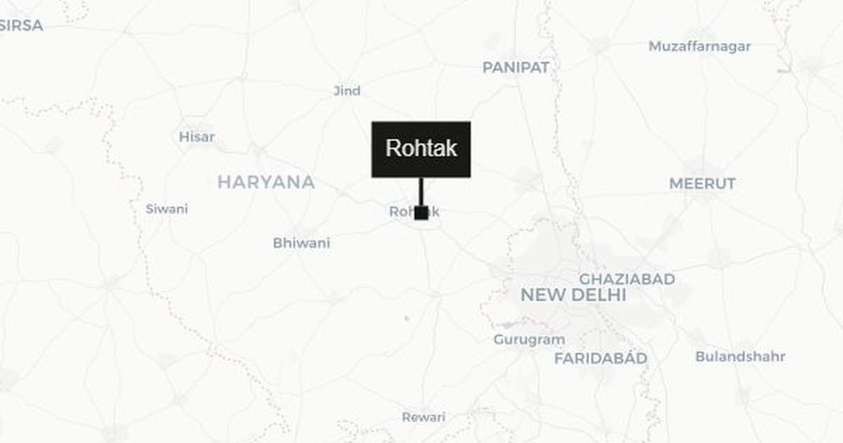 Haryana: Mob attacks Muslim man's house in Rohtak on suspicion of cow slaughter