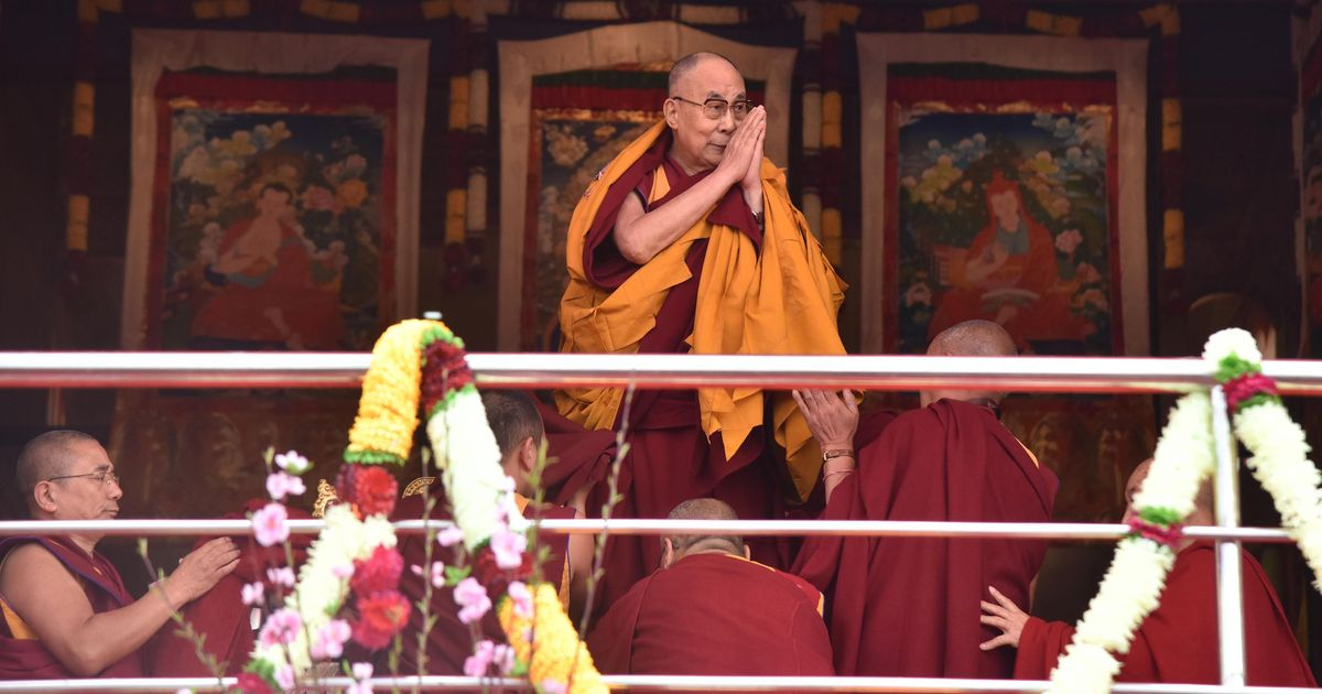Tibetan administration calls off one Dalai Lama event in Delhi, shifts another to Dharamsala