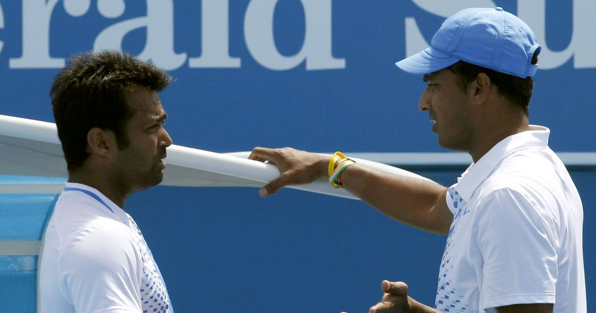 'Would you have a semi-fit player than a fully fit one?': Bhupathi on Paes' absence in Asian Games